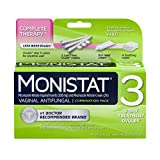 Monistat Complete Therapy, 3 Ovule Inserts