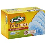 Swiffer Dusters Dusters, Disposable, Refills, Scented, Sweet Citrus & Zest, 10 dusters