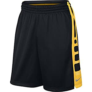 Nike Mens Elite Stripe Basketball Shorts