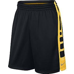 Nike Mens Elite Stripe Basketball Shorts