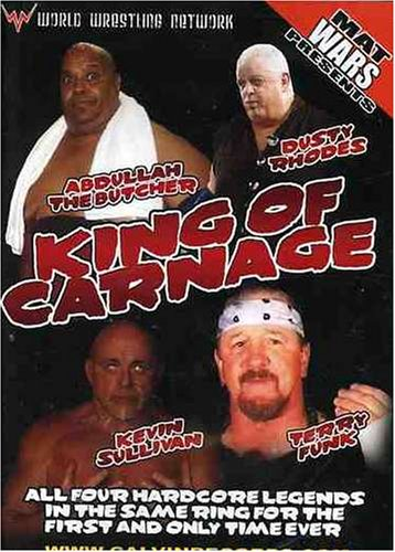 King of Carnage-Fatal Four Way [Edizione: Germania]
