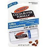 Palmer's Cocoa Butter Formula Lip Balm SPF 15, 2 Pack