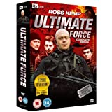 Ultimate Force - Complete Series 1-4 [Region 2]