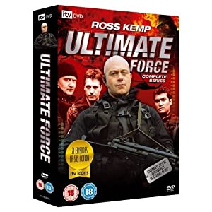 Ultimate Force - Complete Series 1-4 [Region 2] movie