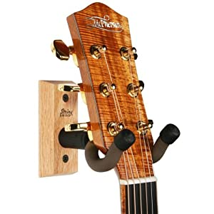 String Swing Home and Studio Guitar Keeper (Wall Hanger) by String Swing