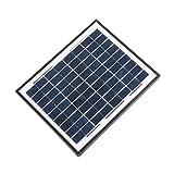 ALEKO SP10W24VP 10-Watt Solar Panel Polycrystalline 10W 24V