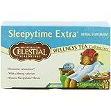 Celestial Seasonings Sleepytime Herbal Tea Caffeine Free - 20 Tea Bags