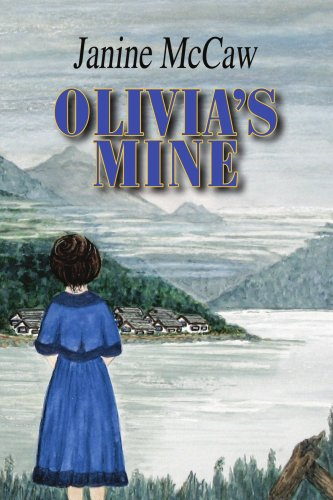"Go to ""Olivia's Mine"" page"