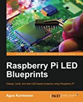Raspberry Pi LED Blueprints Front Cover
