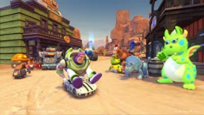Toy Story 3 The Video Game