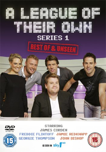A League Of Their Own: Series 1 - Best Of & Unseen [DVD]