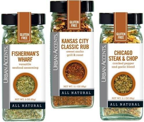 Urban Accents Seasoning All Natural Gluten Free