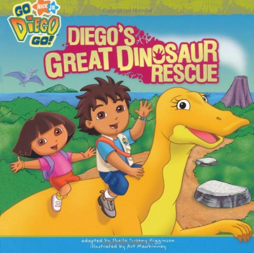 Diego's Great Dinosaur Rescue (