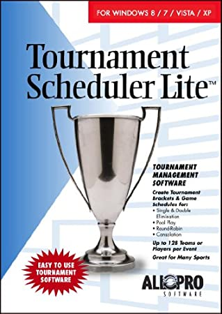 Tournament Scheduler Lite