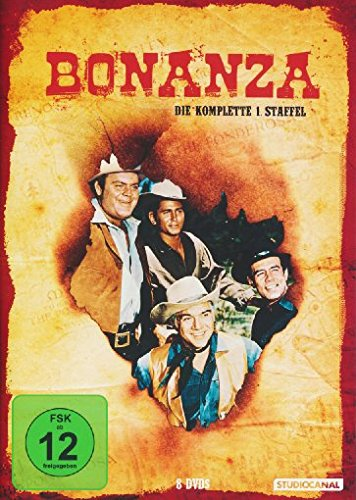 Bonanza - Season 1 [8 DVDs]