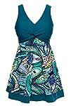 WantDo Womens Shaping Body Swimsuit lovely Swimwear One-Piece