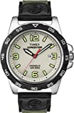 Timex Men's T49884 Expedition Rugged Metal Field Green Nylon Strap Watch