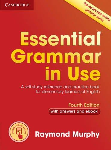 Essential grammar in use With answers Interactive book Con e book Con espansione online Per le Scuole superior PDF