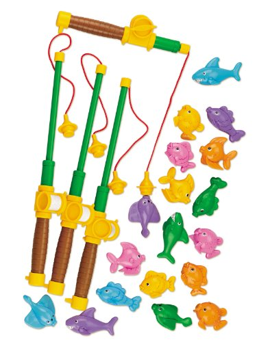 Magnetic Fishing Playset