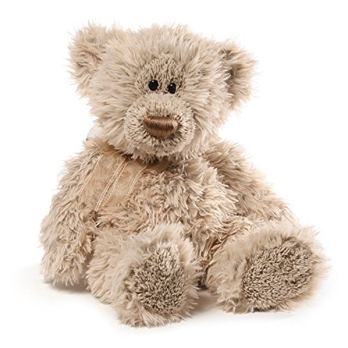 Gund Sawyer Teddy Bear Stuffed Animal Plush (Gund Bears compare prices)