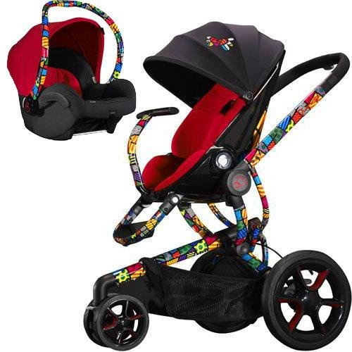 c4bb51b6c2f4 Save on Quinny - Britto Moodd Stroller Travel System with Car Seat ...