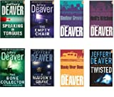 JEFFERY DEAVER The Bone Collector