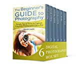Digital Photography Box Set: Tips and Tricks to Master Aperture, Shutter Speed, ISO and Exposure for Exquisite Photographs Like a Pro (Digital Photography, photography tips, digital photography book)
