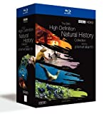 The BBC High Definition Natural History Collection (Planet Earth Wild China Galapagos Ganges) [Blu-ray]