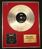 DEADMAU5/LTD. EDITION CD GOLD DISC/RECORD/4X4=12