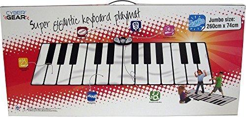 Giant Piano En La Gu 237 A De Compras Para La Familia