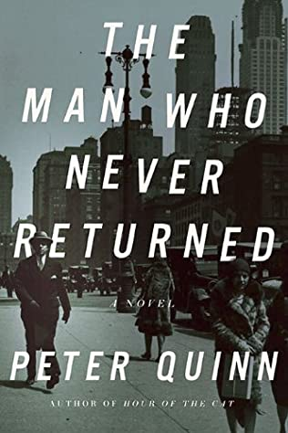 book cover of The Man Who Never Returned