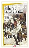 Michel Kohlhaas par Kleist