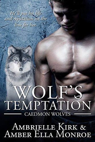 Wolf's Temptation (Caedmon Wolves Book 7) PDF