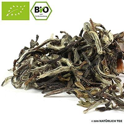 NATÜRLICH TEE - CHINA WHITE DOWNY BIO - WEISSER TEE BIO - WEISSER OOLONG / Biotee, White Tea Organic - 500G von Natürlich Tee auf Gewürze Shop