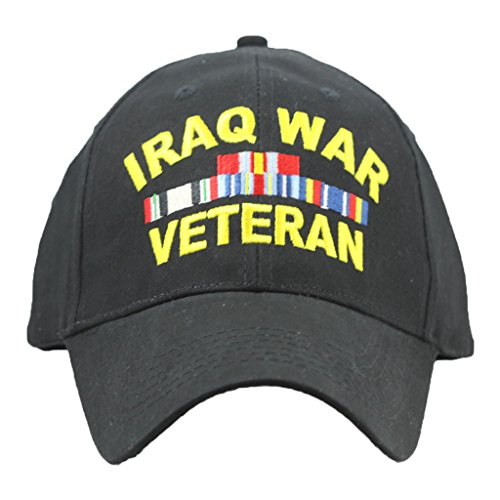 Iraq War Veteran Hat Military Caps for Men Women Military Collectibles Gifts