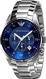 Armani AR5860 - Reloj de hombre de cuarzo azul