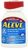 Aleve Arthritis Caplets, 100-Count