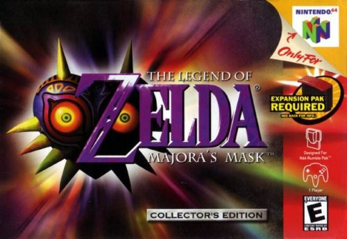 The Legend Of Zelda: Majora's Mask - Collector's Edition Picture