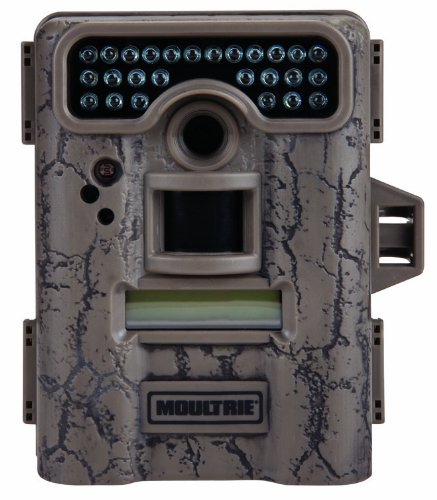 Cheapest Prices! Moultrie D-444 Low Glow Game Camera