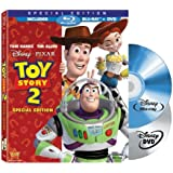 Toy Story 2 (Special Edition) (Blu-ray + DVD)