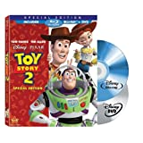 Toy Story 2 (Two-Disc Special Edition Blu-ray/DVD Combo w/ Blu-ray Packaging) ~ Tim Allen