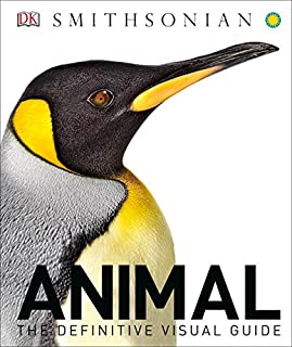 Book Cover: Animal: The Definitive Visual Guide, 3rd Edition