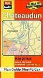 echange, troc Plans Blay Foldex - Plan de ville : Châteaudun (avec un index)