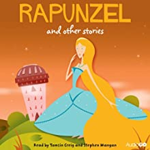 Rapunzel Audiobook by  The Brothers Grimm Narrated by Tamsin Greig