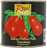 Royal Sun Plum Tomatoes Case 2.5 Kg (Pack of 6)