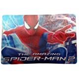 The Amazing Spiderman 2 Movie - Holographic 3D Dinner Place Mat