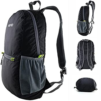 Rated Ultra Lightweight Packable Backpack Hiking Daypack + Most Durable Light Backpacks for Men and Women 2