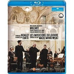 Marc Minkowski at Mozartwoche [Blu-ray]