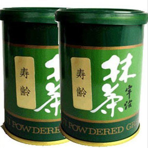 [High quality Uji Matcha] Green tea powder cloud Dragon 40 g x 2 pieces