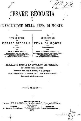 cesare-beccaria-e-labolizione-della-pena-de-morte-italian-edition